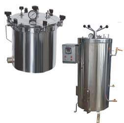 Autoclaves And Sterlizers